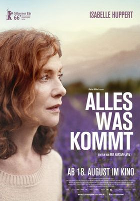 Filmposter 'L´avenir - Things to Come: Was kommt'