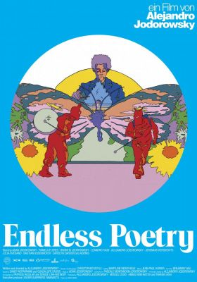 Filmposter 'Poesia sin fin - Endless Poetry'