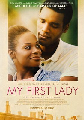 Filmposter 'My First Lady'