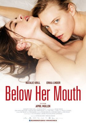 Filmposter 'Below her Mouth'