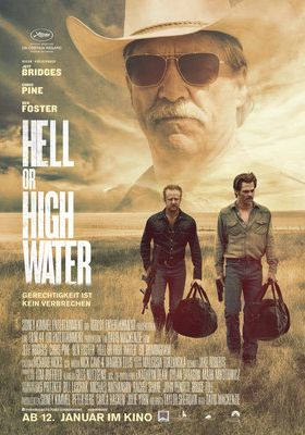 Filmposter 'Hell or High Water'