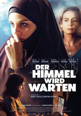 Filmposter 'Le ciel attendra - Haeven will wait'