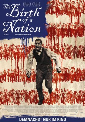 Filmposter 'The Birth of a Nation: Aufstand zur Freiheit'