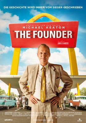 Filmposter 'The Founder'