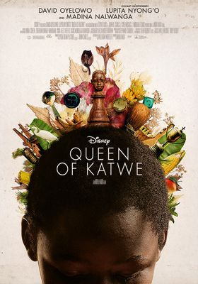 Filmposter 'Queen of Katwe'