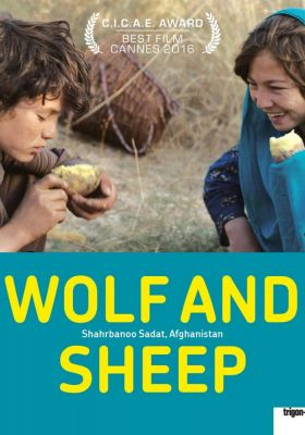 Filmposter 'Wolf and Sheep'