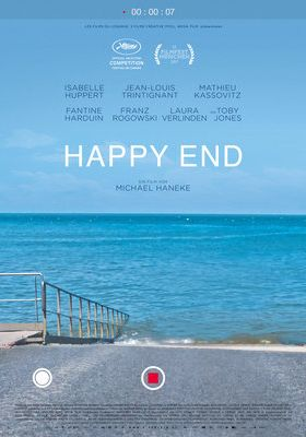 Filmposter 'Happy End (2017)'