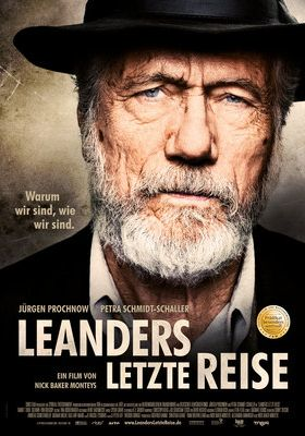 Filmposter 'Leanders letzte Reise'