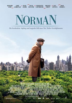 Filmposter 'Norman (2017)'