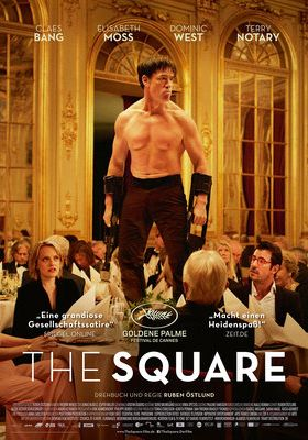 Filmposter 'The Square (2017)'