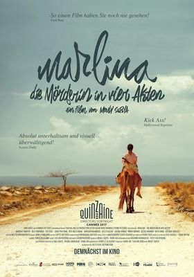 Filmposter 'Marlina the Murderer in Four Acts'