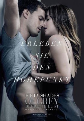 Filmposter 'Fifty Shades of Grey: Befreite Lust'
