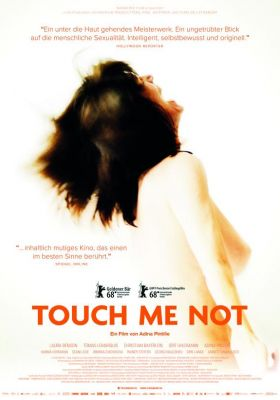 Filmposter 'Touch Me Not'