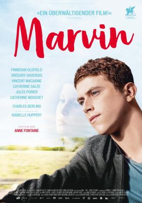 Filmposter 'Marvin ou la belle education - Reinventing Marvin'