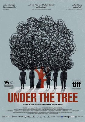 Filmposter 'Undir trenu - Under the Tree'