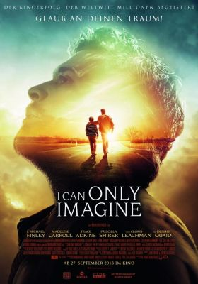Filmposter 'I Can Only Imagine'