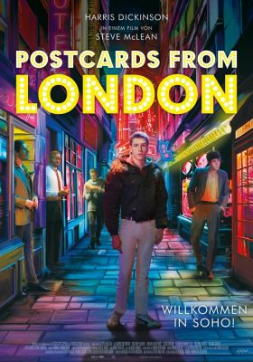 Filmposter 'Postcards from London'