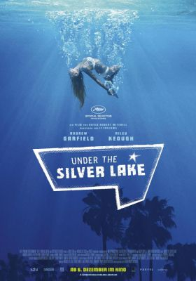 Filmposter 'Under the Silver Lake'