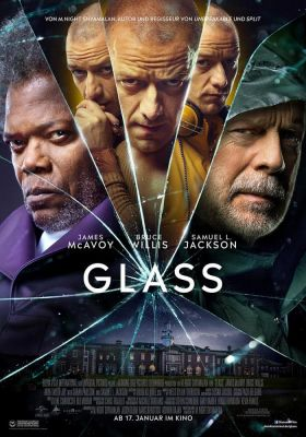 Filmposter 'Glass (2019)'