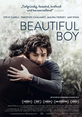 Filmposter 'Beautiful Boy'