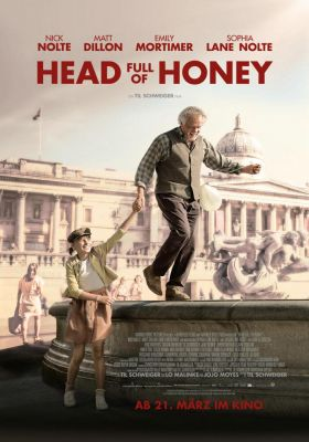Filmposter 'Head Full of Honey'