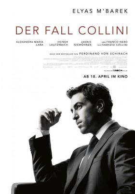 Filmposter 'Der Fall Collini'