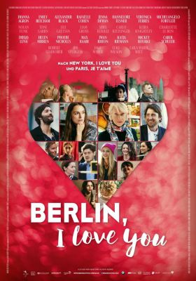 Filmposter 'Berlin, I Love You'