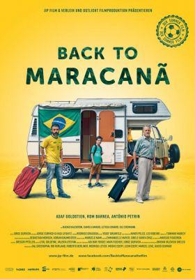 Filmposter 'Back to Maracana'
