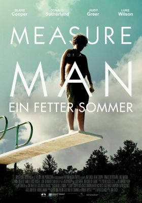 Filmposter 'Measure of a Man - Ein fetter Sommer'