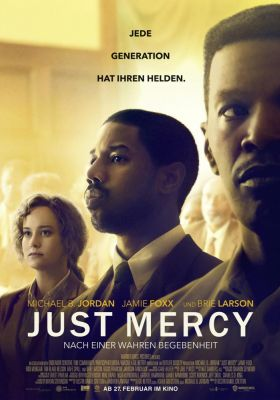 Filmposter 'Just Mercy'
